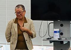 NPO法人ペットライフネット理事長の吉本由美子さん