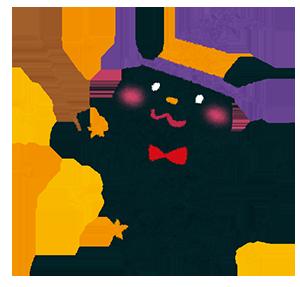 魔法をかける